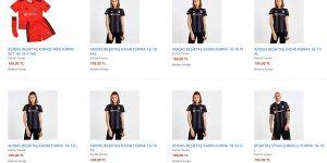 Beşiktaş, dünyanın en büyük online mağazası Amazon'a girdi