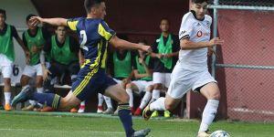 Beşiktaş U-17 Takımı derbide mağlup!