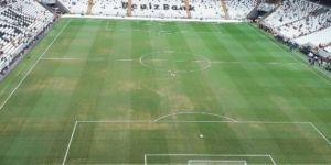 ÖZEL | TFF, Vodafone Park'a çim uzmanlarını gönderdi! Sonuç belli oldu