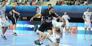 VELUX EHF Şampiyonlar Ligi'nde rakip C. Medvedi