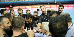 Beşiktaş Mogaz, Chekhovskie Medvedi'yi mağlup etti!