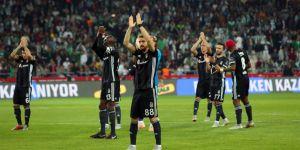 Süper Lig'de son puan durumu ve maç sonuçları