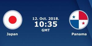 Japonya - Panama maçı CANLI İZLE (12.10.2018)