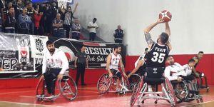 Beşiktaş RMK Marine deplasmanda kazandı!
