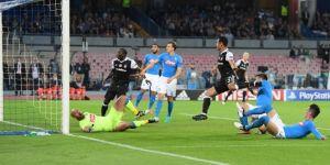 UEFA, Napoli - Beşiktaş maçını unutmadı!