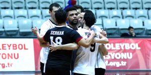 Beşiktaş Erkek Voleybol Takımı deplasmanda kazandı!