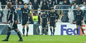 """""""Beşiktaş bu maça para ve sözleşme krizlerinin gölgesinde çıktı"""""""