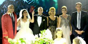 Kartal Yuvaları'ndan Sorumlu Yönetici Hüseyin Mican'ın Kızı, Nida Mican evlendi