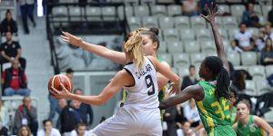 Beşiktaş Kadın Basketbol Takımı farklı kazandı