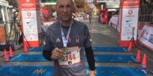 Beşiktaş'ın emekçilerinden Erdal Erdem, Vodafone Maratonu'nda koşacak
