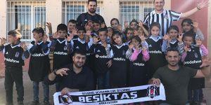 Arnavutköy Beşiktaşlılar Derneği'nden anlamlı etkinlik