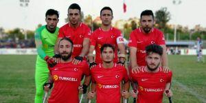 Beşiktaş'tan Ampute Milli Takım'a teşekkür mesajı