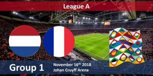 Hollanda - Fransa maçı CANLI İZLE (UEFA Uluslar Ligi 16.11.2018)