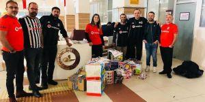 Bahçeşehir Beşiktaşlılar Derneği'nden anlamlı etkinlik