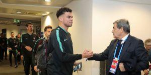 Pepeli Portekiz, UEFA Uluslar Ligi'nde Final Four'a giden ilk takım oldu