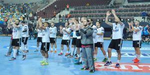 Beşiktaş Mogaz galibiyetlerine devam ediyor