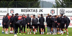 Beşiktaş, Ankaragücü maçının oynanacağı Kayseri'ye gitti