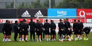 Beşiktaş'ın Sarpsborg maçı kadrosu açıklandı!