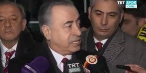 """Ankaragücü Başkanı, Beşiktaş maçından önce """"Ne yapalım"""" diye Mustafa Cengiz'i aramış!"""