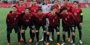 U16 Milli Takımı'nın aday kadrosu açıklandı. Beşiktaş'tan 2 isim