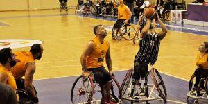 Tekerlekli Sandalye Basketbol Süper Ligi'nde derbi heyecanı