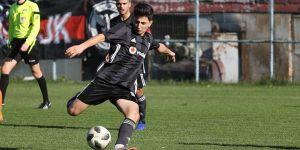Beşiktaş'ın U17 ve U19 takımları Alanyaspor'la karşılaştı