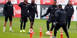 Beşiktaş'ta Malmö maçı hazırlıkları tamamlandı