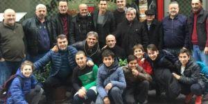 Necip Uysal'dan ilk yetiştiği takıma destek