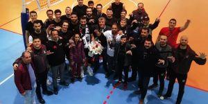 Milas Çarşı, Beşiktaş voleybol takımını ziyaret etti