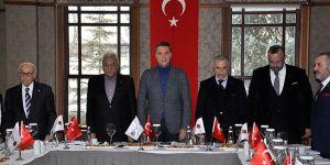 BJK-Kabataş Vakfı'nda Çamlıca Kampüsü için imzalar atıldı