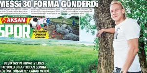 Beşiktaşlı Vida, 1 Ocak'ta çiftlik açıyor