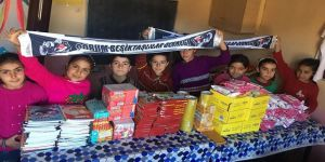 Çorum Beşiktaşlılar Derneği'nden anlamlı etkinlik