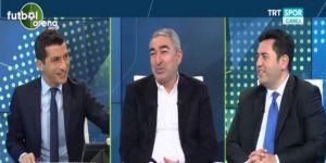 """Samet Aybaba: """"Beşiktaş'ın kadrosu rakiplerinden daha iyi"""""""