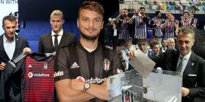 2018 yılında Beşiktaş'ta neler yaşandı? Gelenler - gidenler, oynanan maçlar, kazanılan kupalar...
