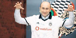 """Hüseyin Yücel: """"Beşiktaş benim çocukluk aşkım"""""""