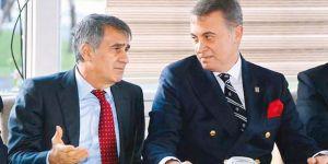 """""""Tepkiler gerçek Beşiktaş taraftarının sesi değil!"""""""