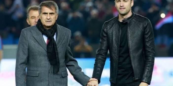 Burak Yılmaz resmileşti! Beşiktaş ve Trabzonspor açıklama yaptı