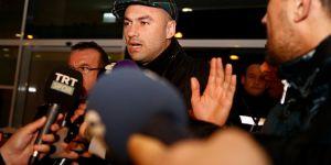Beşiktaş'ın yeni transferi Burak Yılmaz Antalya kampına katıldı