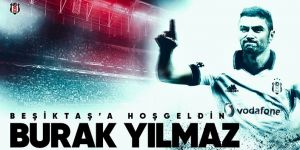 Burak Yılmaz resmen Beşiktaş'ta! Sözleşme KAP'a bildirildi