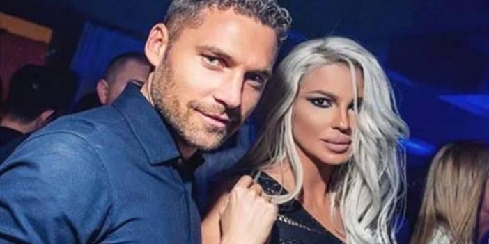 Dusko Tosic'in eşi Jelena'dan #CometoBeşiktaş paylaşımı