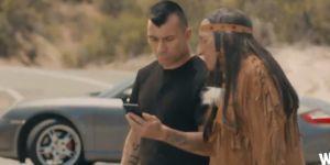 Gary Medel reklamda oynadı (VİDEO)
