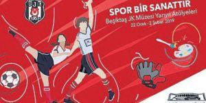 Beşiktaş Müzesi'nden çocuklara özel etkinlik