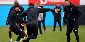 Beşiktaş, Akhisarspor maçı hazırlıklarını sürdürdü