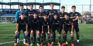 U14 Milli Takımı'nın aday kadrosu açıklandı. Beşiktaş'tan 4 isim