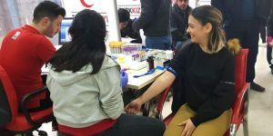 Denizli Beşiktaşlılar Derneği'nden kan ve kökre hücre bağışı