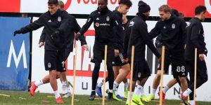 Beşiktaş'ta Antalyaspor mesaisi bugün başlıyor