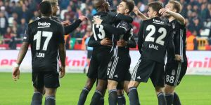 Beşiktaş transferde zirvede