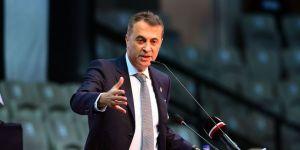"""""""Fikret Orman, Ankara'da kulüplerin yapılandırılması için görüşüyor"""""""