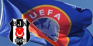 UEFA kulüpler sıralaması açıklandı! Beşiktaş'tan tarihi yükseliş...