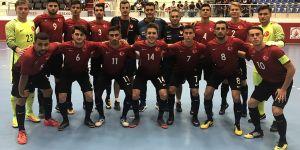 Futsal U19 Milli Takımı'nın Azerbaycan maçları aday kadrosu açıklandı. Beşiktaş'tan 2 isim...